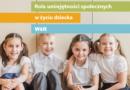 Rola umiejętności społecznych w życiu dziecka