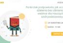 """BEZPŁATNY WEBINAR: """"Pankratek podpowiada, jak uczyć dzielenia bez ciśnienia – webinar dla nauczycieli szkół podstawowych""""  – 29.04.2021"""